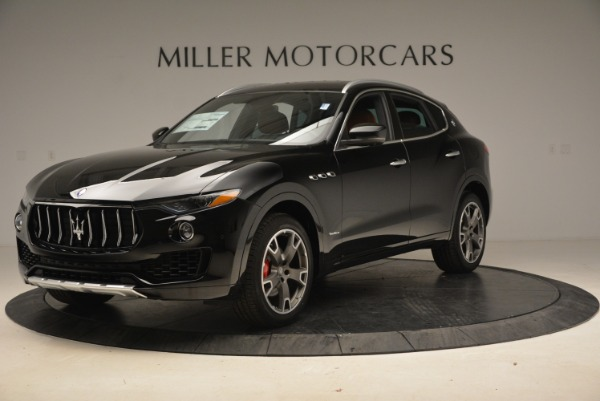 New 2018 Maserati Levante Q4 GranLusso for sale Sold at Alfa Romeo of Greenwich in Greenwich CT 06830 2