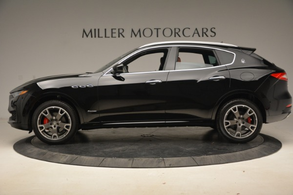New 2018 Maserati Levante Q4 GranLusso for sale Sold at Alfa Romeo of Greenwich in Greenwich CT 06830 3