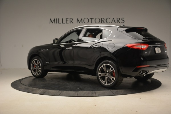 New 2018 Maserati Levante Q4 GranLusso for sale Sold at Alfa Romeo of Greenwich in Greenwich CT 06830 4