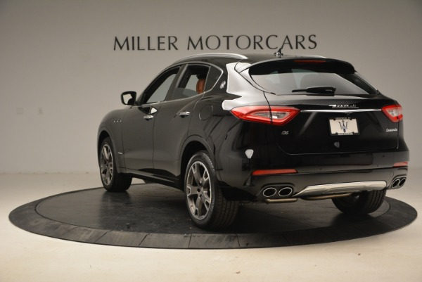 New 2018 Maserati Levante Q4 GranLusso for sale Sold at Alfa Romeo of Greenwich in Greenwich CT 06830 5
