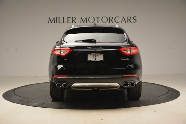 New 2018 Maserati Levante Q4 GranLusso for sale Sold at Alfa Romeo of Greenwich in Greenwich CT 06830 6