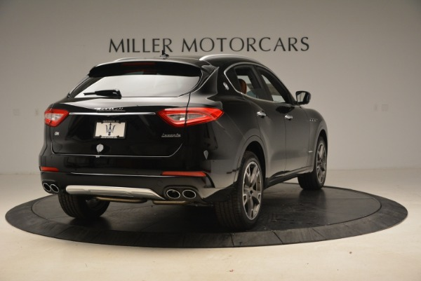 New 2018 Maserati Levante Q4 GranLusso for sale Sold at Alfa Romeo of Greenwich in Greenwich CT 06830 7