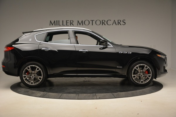 New 2018 Maserati Levante Q4 GranLusso for sale Sold at Alfa Romeo of Greenwich in Greenwich CT 06830 9