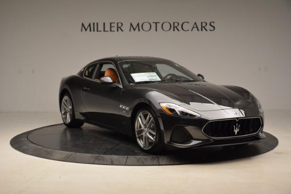 New 2018 Maserati GranTurismo Sport Coupe for sale Sold at Alfa Romeo of Greenwich in Greenwich CT 06830 11