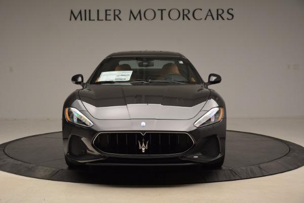 New 2018 Maserati GranTurismo Sport Coupe for sale Sold at Alfa Romeo of Greenwich in Greenwich CT 06830 12