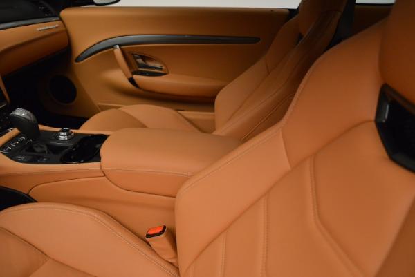 New 2018 Maserati GranTurismo Sport Coupe for sale Sold at Alfa Romeo of Greenwich in Greenwich CT 06830 14