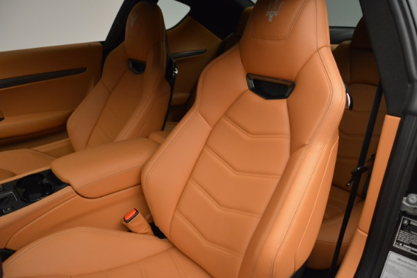 New 2018 Maserati GranTurismo Sport Coupe for sale Sold at Alfa Romeo of Greenwich in Greenwich CT 06830 15