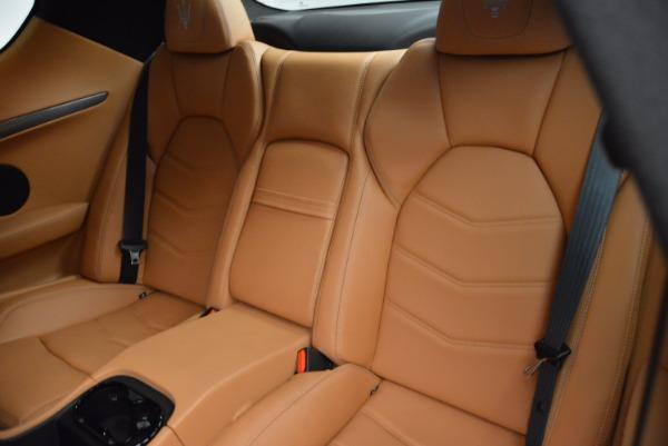New 2018 Maserati GranTurismo Sport Coupe for sale Sold at Alfa Romeo of Greenwich in Greenwich CT 06830 16