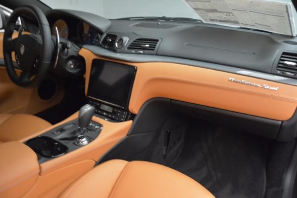 New 2018 Maserati GranTurismo Sport Coupe for sale Sold at Alfa Romeo of Greenwich in Greenwich CT 06830 18