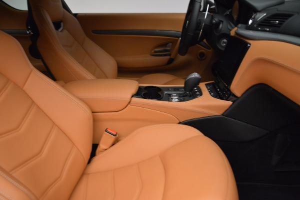 New 2018 Maserati GranTurismo Sport Coupe for sale Sold at Alfa Romeo of Greenwich in Greenwich CT 06830 19