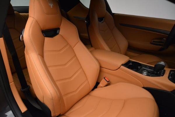 New 2018 Maserati GranTurismo Sport Coupe for sale Sold at Alfa Romeo of Greenwich in Greenwich CT 06830 20