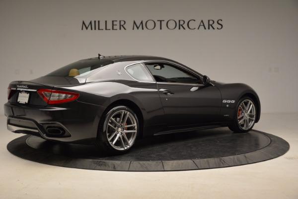 New 2018 Maserati GranTurismo Sport Coupe for sale Sold at Alfa Romeo of Greenwich in Greenwich CT 06830 8