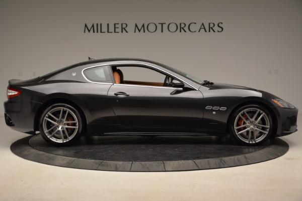 New 2018 Maserati GranTurismo Sport Coupe for sale Sold at Alfa Romeo of Greenwich in Greenwich CT 06830 9