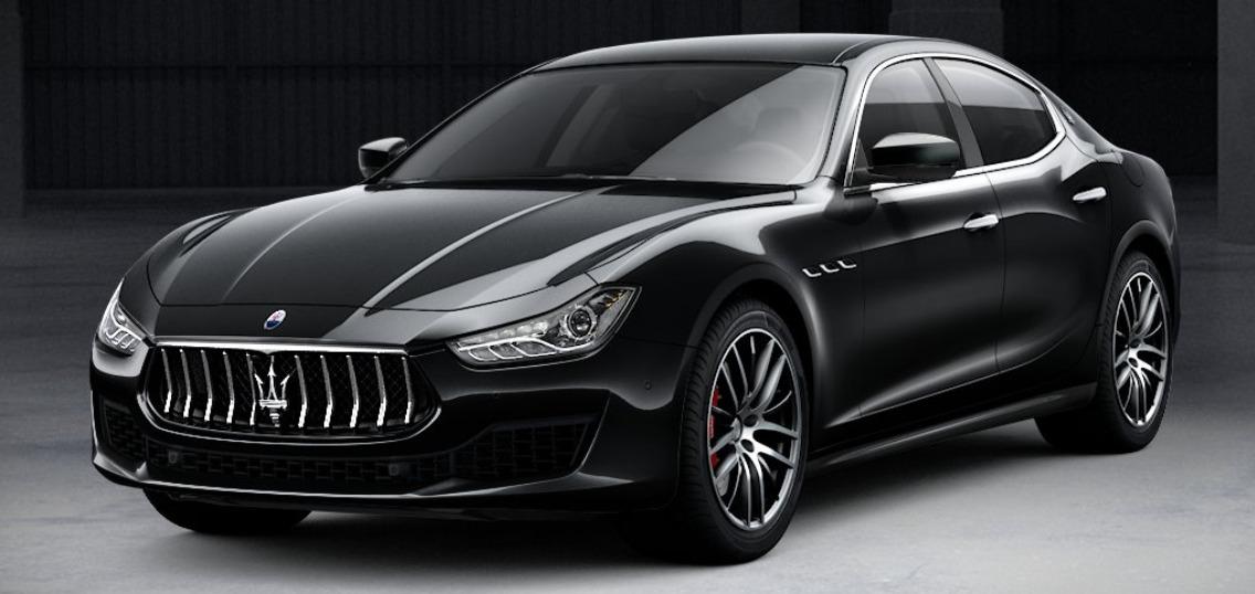 New 2018 Maserati Ghibli S Q4 for sale Sold at Alfa Romeo of Greenwich in Greenwich CT 06830 1