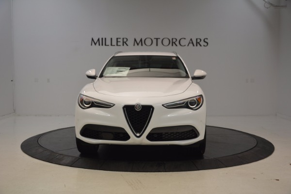 New 2018 Alfa Romeo Stelvio Ti Sport Q4 for sale Sold at Alfa Romeo of Greenwich in Greenwich CT 06830 12