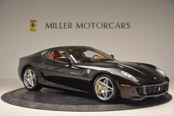 Used 2008 Ferrari 599 GTB Fiorano for sale Sold at Alfa Romeo of Greenwich in Greenwich CT 06830 10