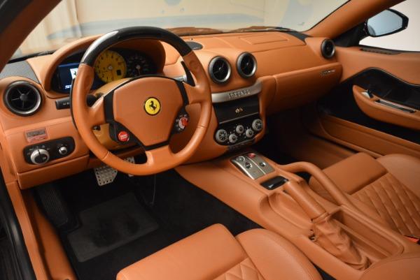 Used 2008 Ferrari 599 GTB Fiorano for sale Sold at Alfa Romeo of Greenwich in Greenwich CT 06830 13