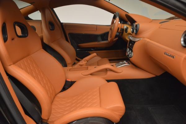 Used 2008 Ferrari 599 GTB Fiorano for sale Sold at Alfa Romeo of Greenwich in Greenwich CT 06830 18