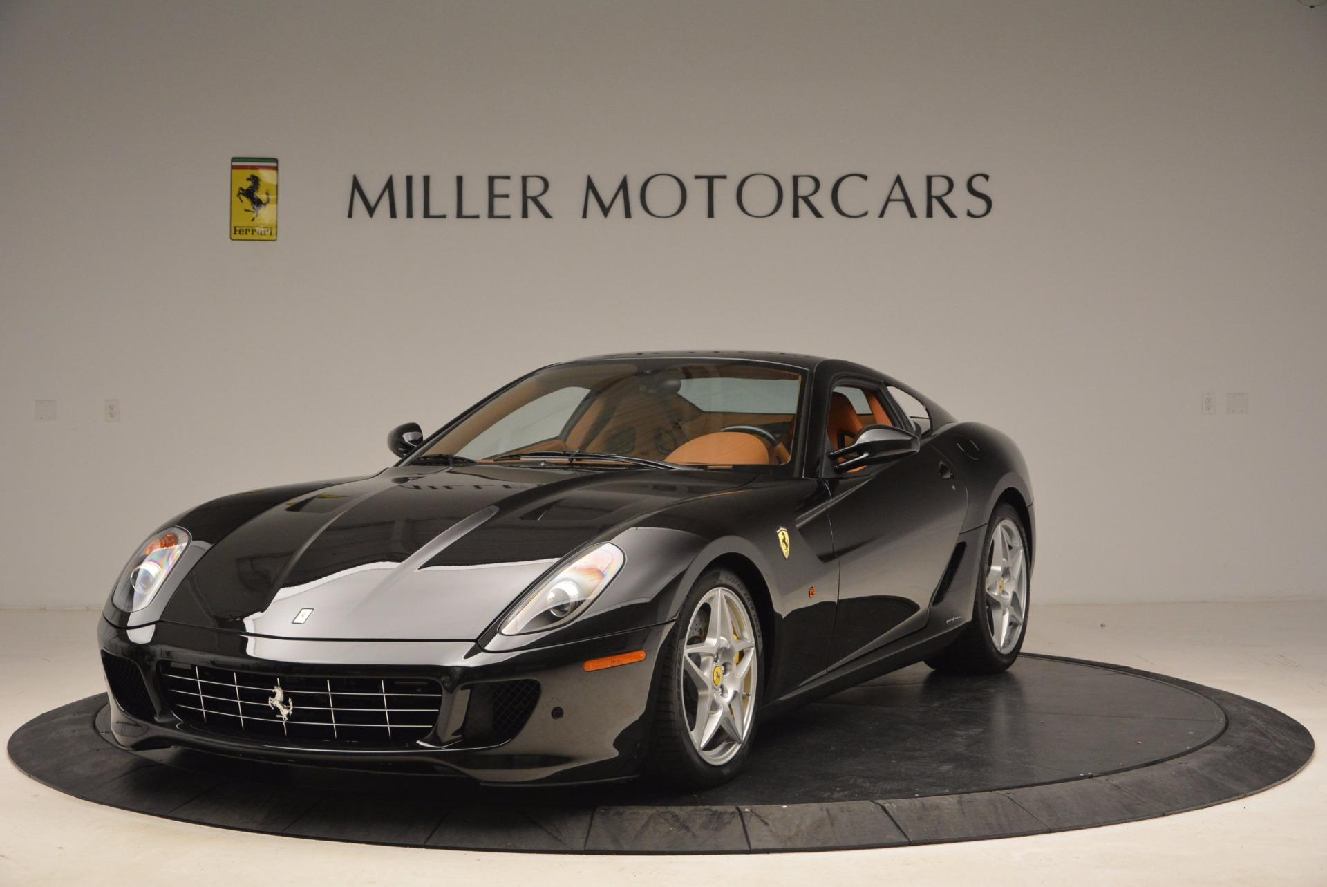 Used 2008 Ferrari 599 GTB Fiorano for sale Sold at Alfa Romeo of Greenwich in Greenwich CT 06830 1