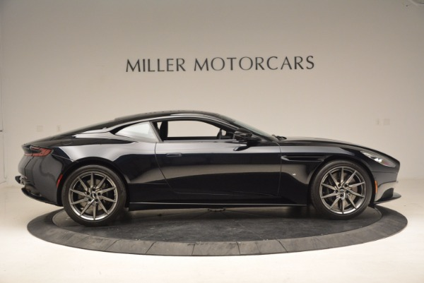 Used 2017 Aston Martin DB11 for sale Sold at Alfa Romeo of Greenwich in Greenwich CT 06830 9