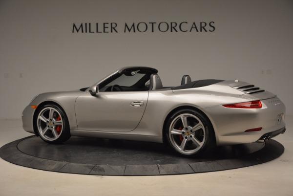 Used 2012 Porsche 911 Carrera S for sale Sold at Alfa Romeo of Greenwich in Greenwich CT 06830 10