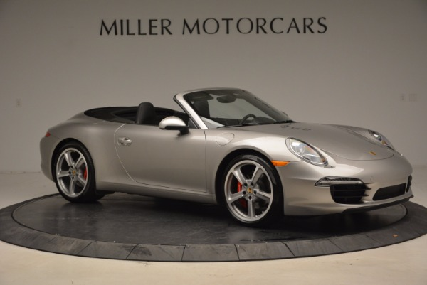 Used 2012 Porsche 911 Carrera S for sale Sold at Alfa Romeo of Greenwich in Greenwich CT 06830 12