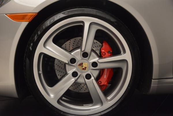 Used 2012 Porsche 911 Carrera S for sale Sold at Alfa Romeo of Greenwich in Greenwich CT 06830 16