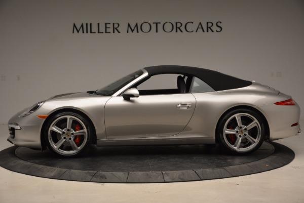 Used 2012 Porsche 911 Carrera S for sale Sold at Alfa Romeo of Greenwich in Greenwich CT 06830 2