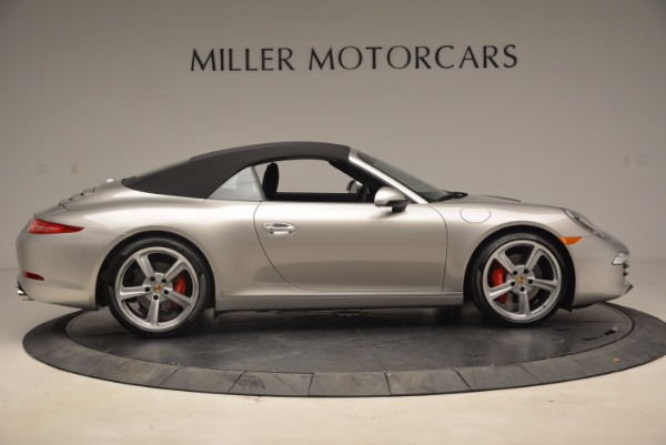 Used 2012 Porsche 911 Carrera S for sale Sold at Alfa Romeo of Greenwich in Greenwich CT 06830 4