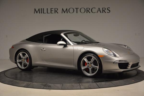 Used 2012 Porsche 911 Carrera S for sale Sold at Alfa Romeo of Greenwich in Greenwich CT 06830 5