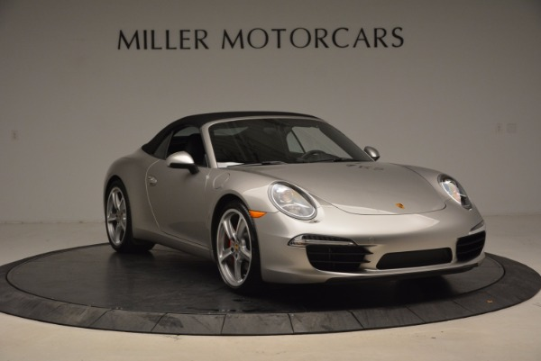 Used 2012 Porsche 911 Carrera S for sale Sold at Alfa Romeo of Greenwich in Greenwich CT 06830 6