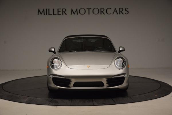 Used 2012 Porsche 911 Carrera S for sale Sold at Alfa Romeo of Greenwich in Greenwich CT 06830 7