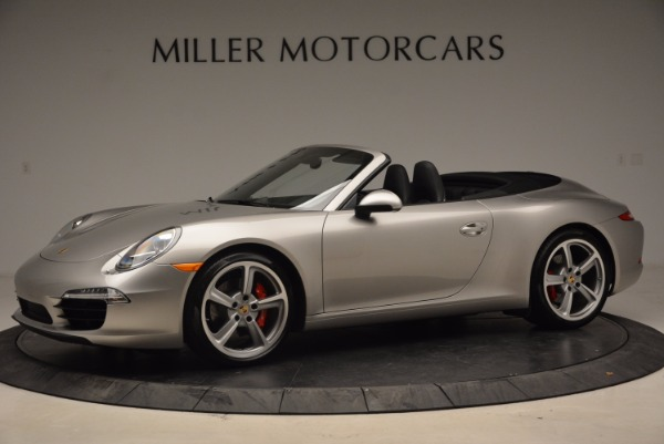 Used 2012 Porsche 911 Carrera S for sale Sold at Alfa Romeo of Greenwich in Greenwich CT 06830 8
