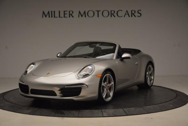 Used 2012 Porsche 911 Carrera S for sale Sold at Alfa Romeo of Greenwich in Greenwich CT 06830 1