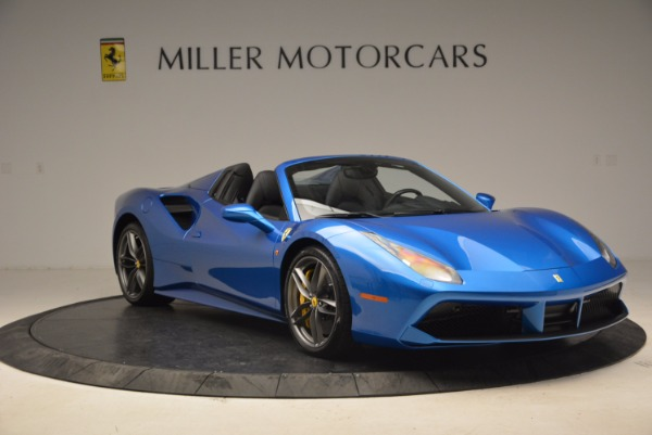 Used 2017 Ferrari 488 Spider for sale Sold at Alfa Romeo of Greenwich in Greenwich CT 06830 11