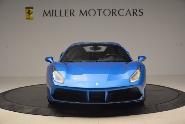 Used 2017 Ferrari 488 Spider for sale Sold at Alfa Romeo of Greenwich in Greenwich CT 06830 12