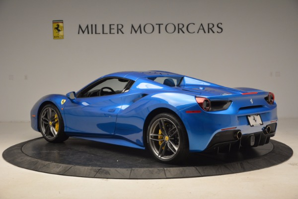 Used 2017 Ferrari 488 Spider for sale Sold at Alfa Romeo of Greenwich in Greenwich CT 06830 15