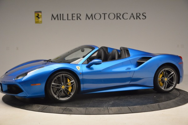 Used 2017 Ferrari 488 Spider for sale Sold at Alfa Romeo of Greenwich in Greenwich CT 06830 2