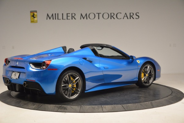 Used 2017 Ferrari 488 Spider for sale Sold at Alfa Romeo of Greenwich in Greenwich CT 06830 8