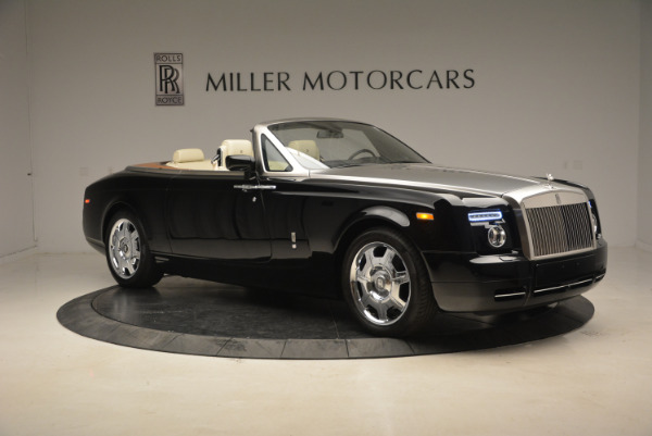 Used 2009 Rolls-Royce Phantom Drophead Coupe for sale Sold at Alfa Romeo of Greenwich in Greenwich CT 06830 12