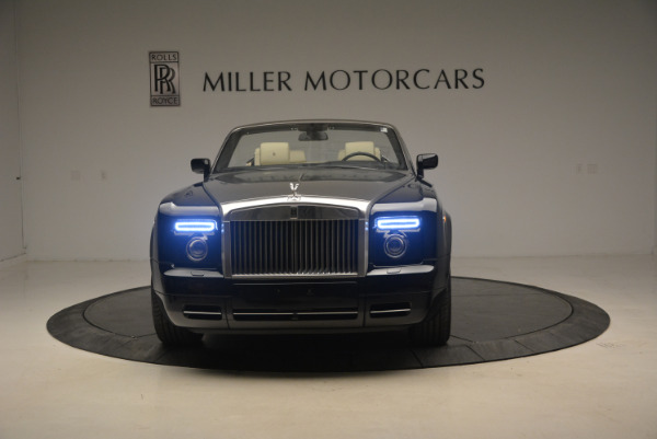Used 2009 Rolls-Royce Phantom Drophead Coupe for sale Sold at Alfa Romeo of Greenwich in Greenwich CT 06830 13