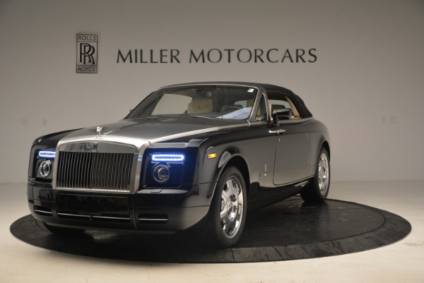 Used 2009 Rolls-Royce Phantom Drophead Coupe for sale Sold at Alfa Romeo of Greenwich in Greenwich CT 06830 14