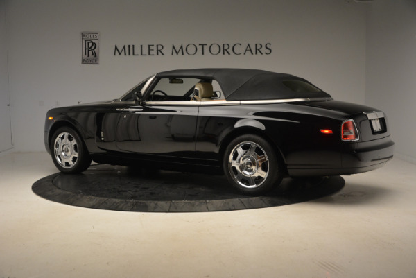 Used 2009 Rolls-Royce Phantom Drophead Coupe for sale Sold at Alfa Romeo of Greenwich in Greenwich CT 06830 16