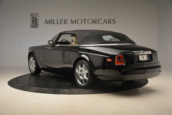 Used 2009 Rolls-Royce Phantom Drophead Coupe for sale Sold at Alfa Romeo of Greenwich in Greenwich CT 06830 17