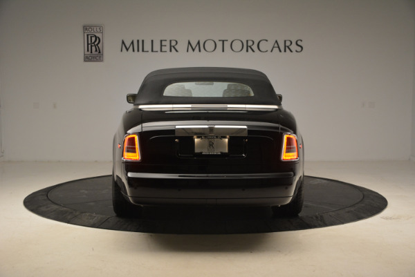Used 2009 Rolls-Royce Phantom Drophead Coupe for sale Sold at Alfa Romeo of Greenwich in Greenwich CT 06830 18