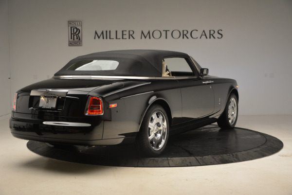 Used 2009 Rolls-Royce Phantom Drophead Coupe for sale Sold at Alfa Romeo of Greenwich in Greenwich CT 06830 19