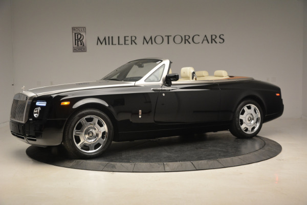 Used 2009 Rolls-Royce Phantom Drophead Coupe for sale Sold at Alfa Romeo of Greenwich in Greenwich CT 06830 2