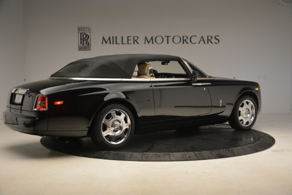 Used 2009 Rolls-Royce Phantom Drophead Coupe for sale Sold at Alfa Romeo of Greenwich in Greenwich CT 06830 20