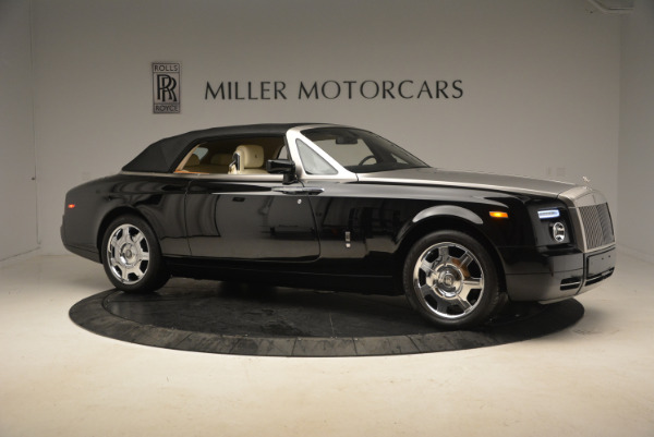 Used 2009 Rolls-Royce Phantom Drophead Coupe for sale Sold at Alfa Romeo of Greenwich in Greenwich CT 06830 22