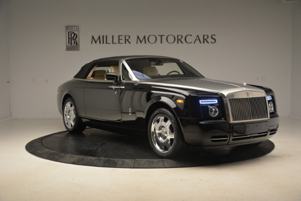Used 2009 Rolls-Royce Phantom Drophead Coupe for sale Sold at Alfa Romeo of Greenwich in Greenwich CT 06830 23